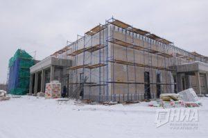 Строительство крематория